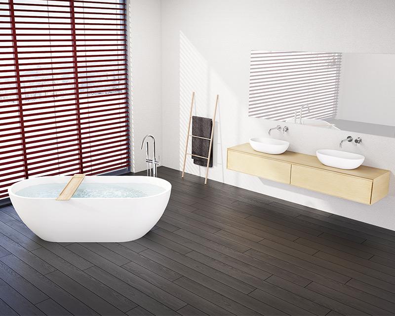 freistehende badewanne bw 02 l aus mineralguss in matt und gl nzend. Black Bedroom Furniture Sets. Home Design Ideas