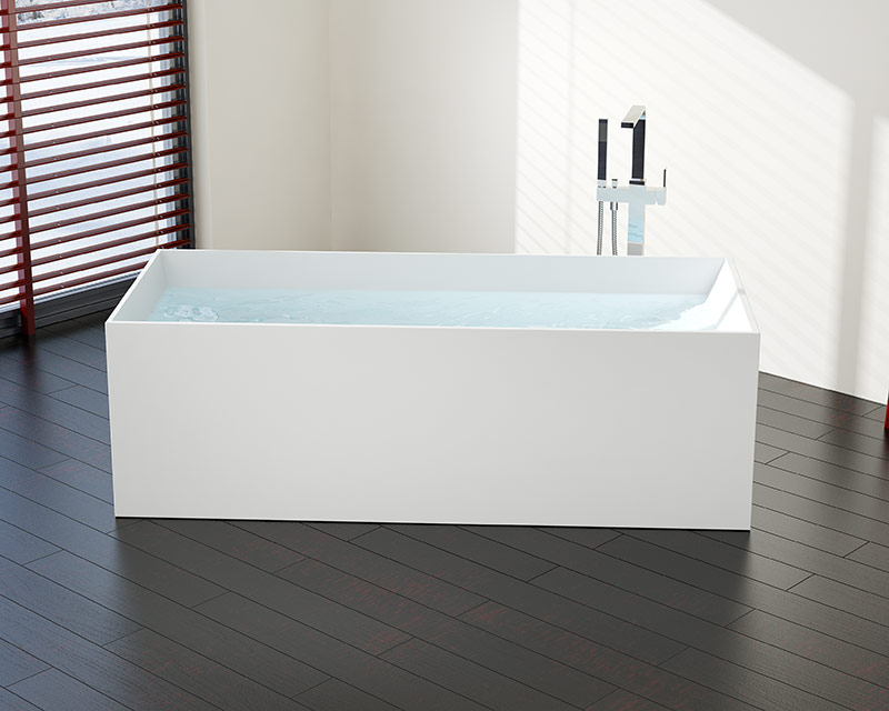 baignoire ilot contre un mur awesome badewanne bwl with baignoire ilot contre un mur great. Black Bedroom Furniture Sets. Home Design Ideas