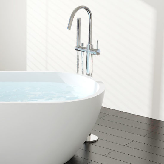 Freestanding Faucets