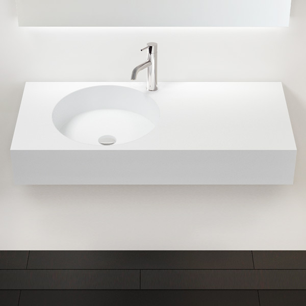 Wall-Mounted Sinks
