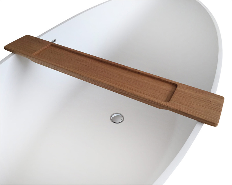 pont de baignoire bwa d ch ne fonc de badeloft. Black Bedroom Furniture Sets. Home Design Ideas