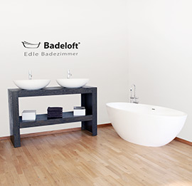 badeloft starter set badeloft. Black Bedroom Furniture Sets. Home Design Ideas