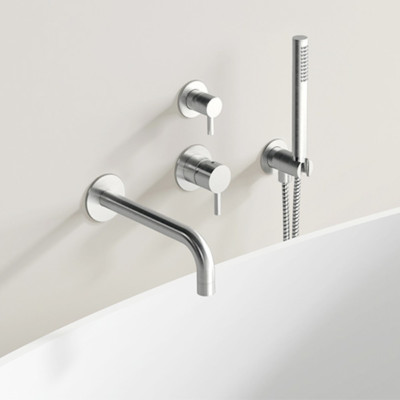 Stainless Steel Faucets (IT)